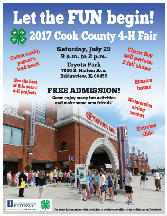 2017 fair poster